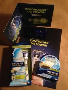 Wilkinson Sword Hydro 5 Power Select