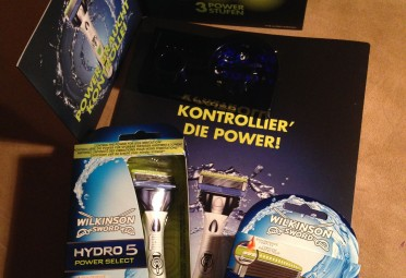 Wilkinson Sword Hydro 5 Power Select